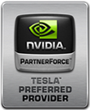 nVidia - Partner Force - TESLA Prefered Provider