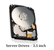 Hard Drive Server SATA 3.5