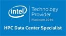 Intel Technology Provider HPC Data Centre Specialist