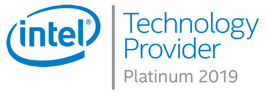 Intel Technology Provider Platinium