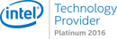 Intel Technology Provider Platinium 2016