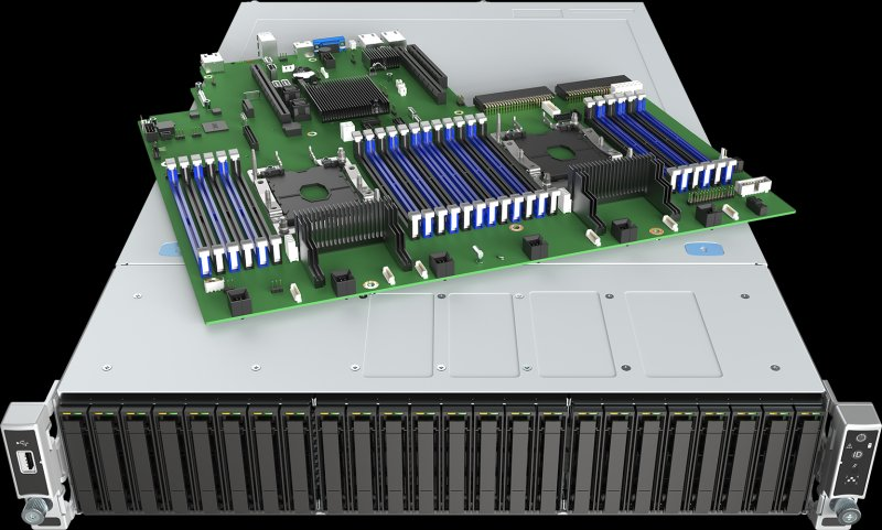 Persy Stinger Xeon Scalable family
