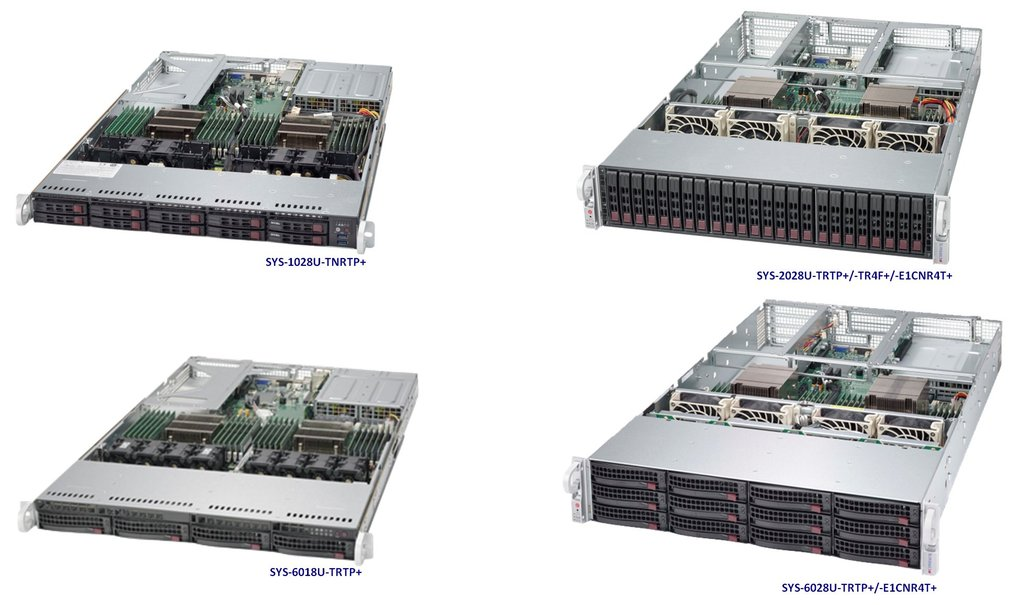 Supermicro Ultra SuperServer